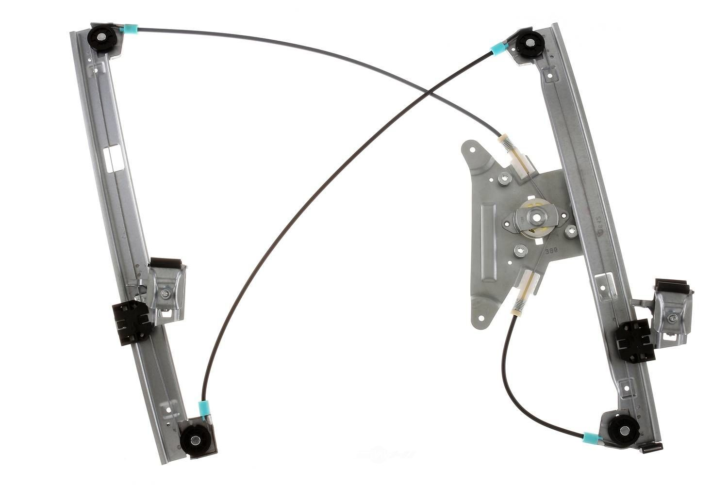 AISIN WORLD CORP. OF AMERICA - Power Window Regulator wo/Motor (Front Right) - AIS RPVG-042