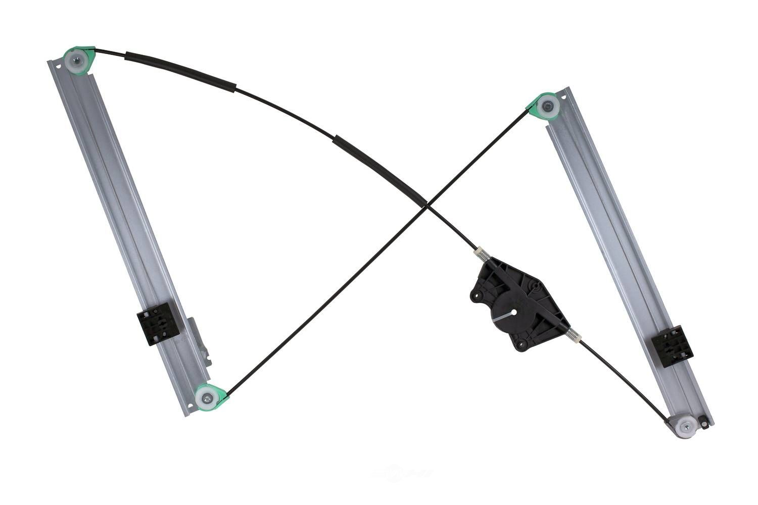 AISIN WORLD CORP. OF AMERICA - Power Window Regulator wo/Motor (Front Right) - AIS RPVG-044