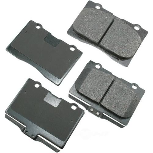 AKEBONO - ProACT Ultra Premium Ceramic Pad - AKB ACT1091