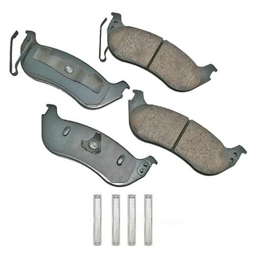 AKEBONO - ProACT Ultra Premium Ceramic Pads (Rear) - AKB ACT1109