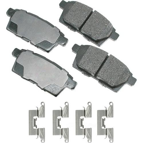 AKEBONO - ProACT Ultra Premium Ceramic Pads (Rear) - AKB ACT1259