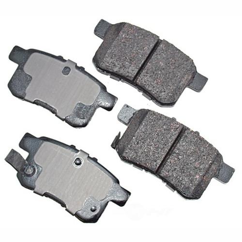 AKEBONO - ProACT Ultra Premium Ceramic Pads - AKB ACT1336