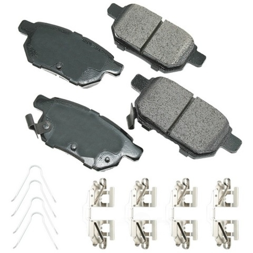 AKEBONO - ProACT Ultra Premium Ceramic Pads - AKB ACT1354B