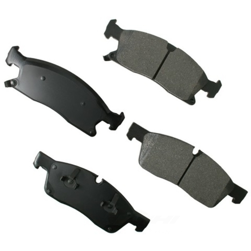 AKEBONO - ProACT Ultra Premium Ceramic Pads (Front) - AKB ACT1629A