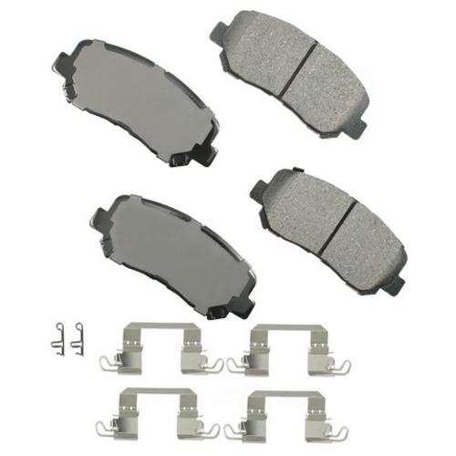 AKEBONO - ProACT Ultra Premium Ceramic Pads (Front) - AKB ACT1640