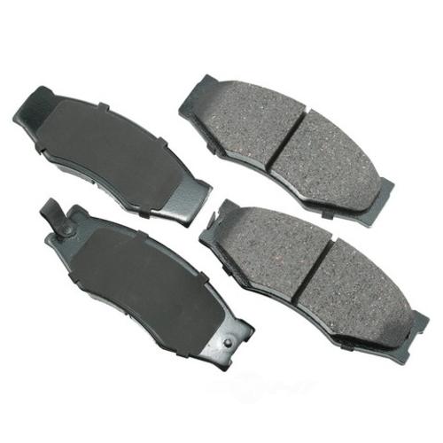 AKEBONO - ProACT Ultra Premium Ceramic Pads (Front) - AKB ACT266