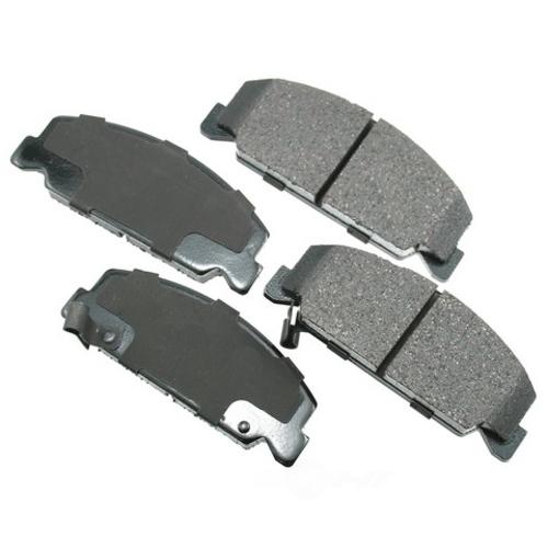 AKEBONO - ProACT Ultra Premium Ceramic Pads - AKB ACT273