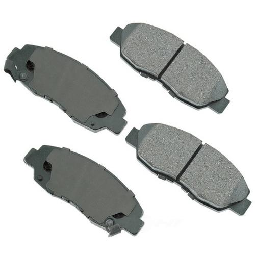 AKEBONO - ProACT Ultra Premium Ceramic Pads (Front) - AKB ACT465