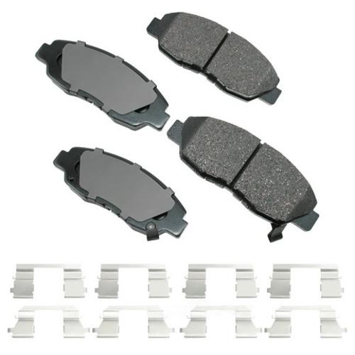 AKEBONO - ProACT Ultra Premium Ceramic Pads (Front) - AKB ACT465D