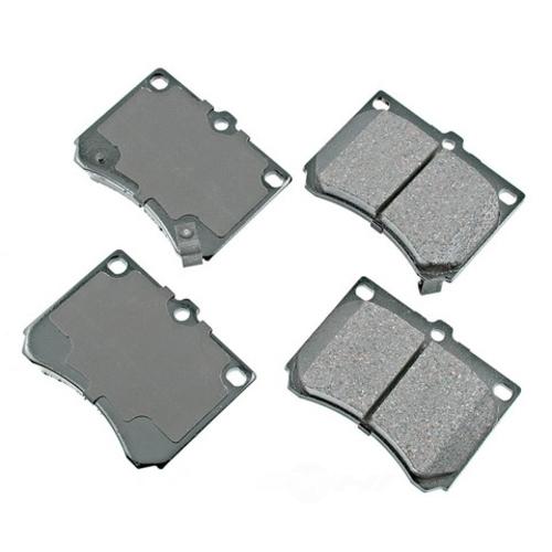 AKEBONO - ProACT Ultra Premium Ceramic Pads (Front) - AKB ACT473