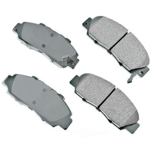 AKEBONO - ProACT Ultra Premium Ceramic Pads (Front) - AKB ACT503