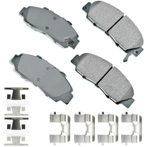 AKEBONO - ProACT Ultra Premium Ceramic Pads (Front) - AKB ACT503A