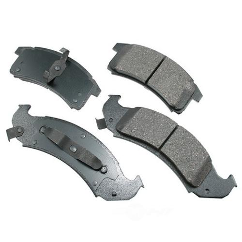 AKEBONO - ProACT Ultra Premium Ceramic Pads (Front) - AKB ACT505