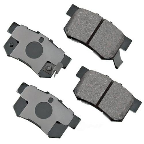 AKEBONO - ProACT Ultra Premium Ceramic Pads (Rear) - AKB ACT536