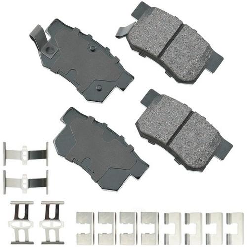AKEBONO - ProACT Ultra Premium Ceramic Pads (Rear) - AKB ACT537A