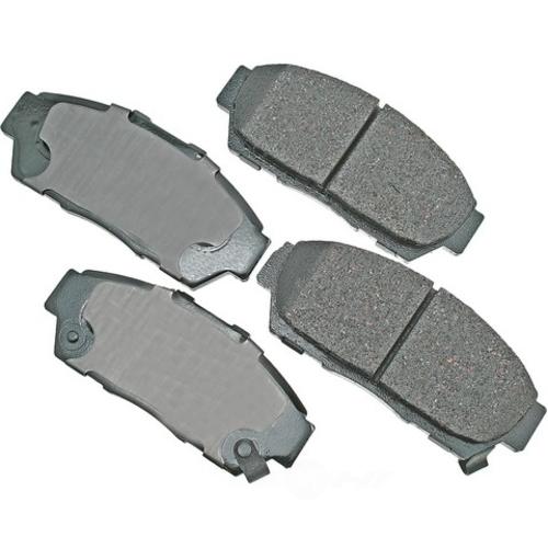 AKEBONO - ProACT Ultra Premium Ceramic Pads (Front) - AKB ACT617