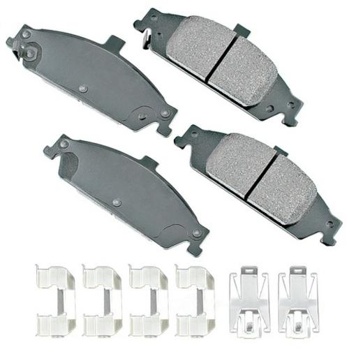 AKEBONO - ProACT Ultra Premium Ceramic Pads (Front) - AKB ACT727