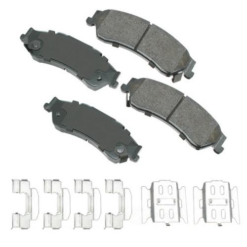 AKEBONO - ProACT Ultra Premium Ceramic Pads (Rear) - AKB ACT729