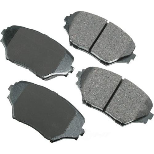 AKEBONO - ProACT Ultra Premium Ceramic Pads (Front) - AKB ACT862