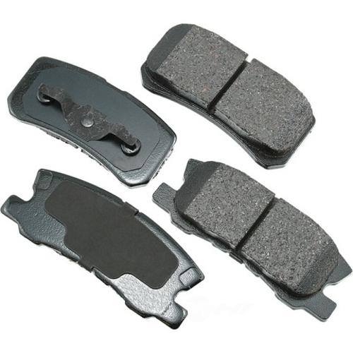 AKEBONO - ProACT Ultra Premium Ceramic Pads (Rear) - AKB ACT868
