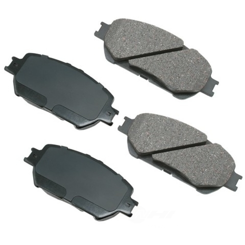 AKEBONO - ProACT Ultra Premium Ceramic Pads (Front) - AKB ACT908