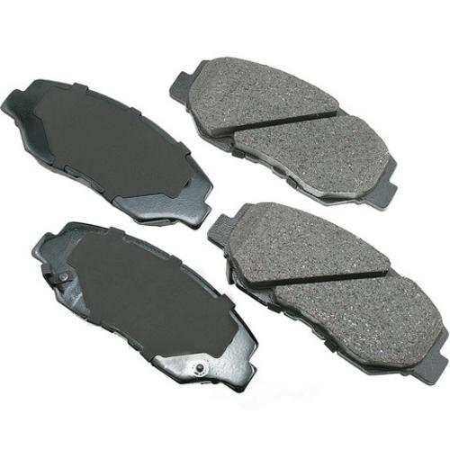 AKEBONO - ProACT Ultra Premium Ceramic Pads (Front) - AKB ACT914