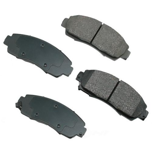AKEBONO - Performance Ultra Premium Ceramic Pads (Front) - AKB ASP1089