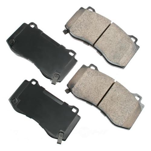 AKEBONO - Performance Ultra Premium Ceramic Pads (Front) - AKB ASP1149