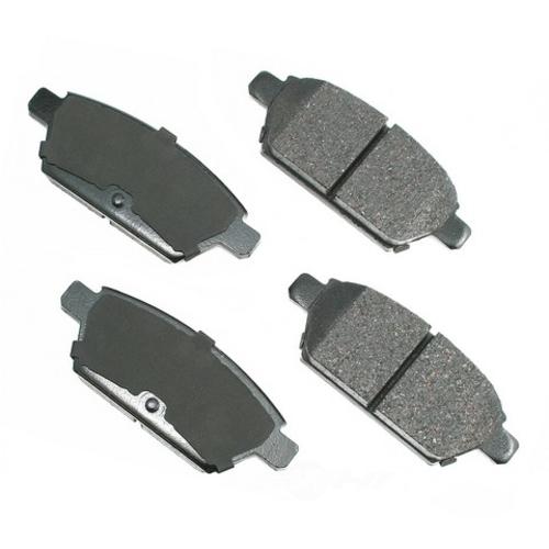 AKEBONO - Performance Ultra Premium Ceramic Pads - AKB ASP1161