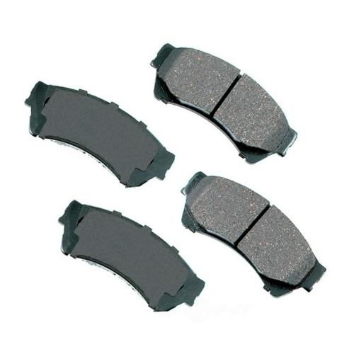 AKEBONO - Performance Ultra Premium Ceramic Pads (Front) - AKB ASP1164
