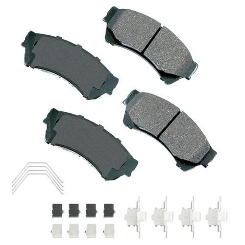 AKEBONO - Performance Ultra Premium Ceramic Pads (Front) - AKB ASP1164A