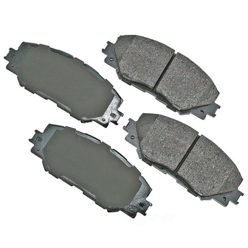 AKEBONO - Performance Ultra Premium Ceramic Pads (Front) - AKB ASP1210