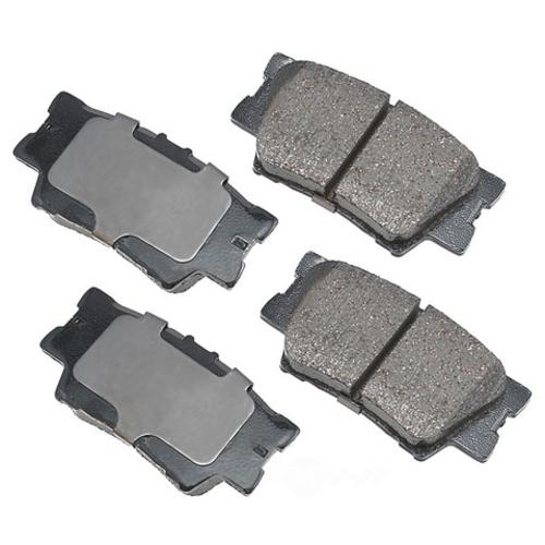 AKEBONO - Performance Ultra Premium Ceramic Pads (Rear) - AKB ASP1212