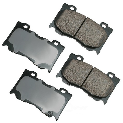 AKEBONO - Performance Ultra Premium Ceramic Pads (Front) - AKB ASP1346