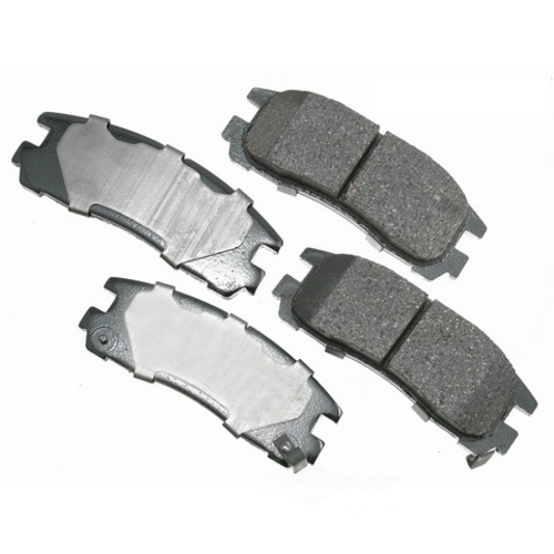AKEBONO - Performance Ultra Premium Ceramic Pads (Rear) - AKB ASP383