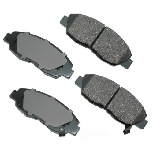 AKEBONO - Performance Ultra Premium Ceramic Pads - AKB ASP465A