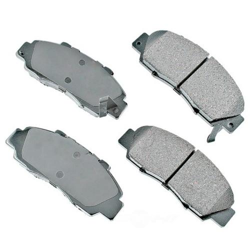 AKEBONO - Performance Ultra Premium Ceramic Pads (Front) - AKB ASP503