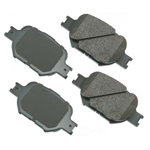 AKEBONO - Performance Ultra Premium Ceramic Pads (Front) - AKB ASP817