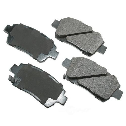 AKEBONO - Performance Ultra Premium Ceramic Pads (Front) - AKB ASP822
