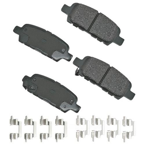 AKEBONO - Performance Ultra Premium Ceramic Pads (Rear) - AKB ASP905A