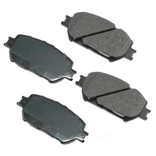 AKEBONO - Performance Ultra Premium Ceramic Pads (Front) - AKB ASP908