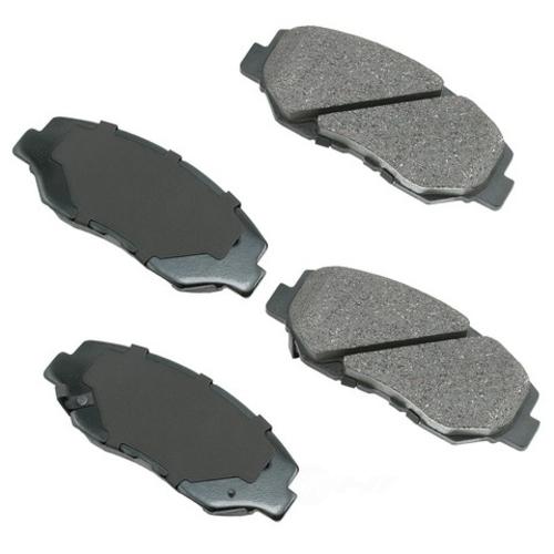 AKEBONO - Performance Ultra Premium Ceramic Pads (Front) - AKB ASP914