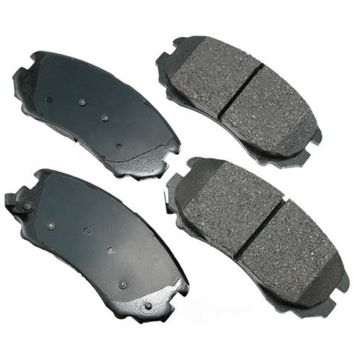 AKEBONO - Performance Ultra Premium Ceramic Pads (Front) - AKB ASP924
