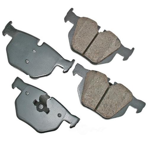 AKEBONO - Euro Ultra Premium Ceramic Pads (Rear) - AKB EUR1042