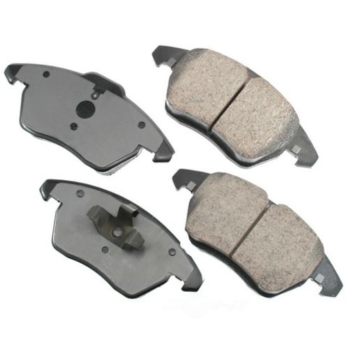 AKEBONO - Euro Ultra Premium Ceramic Pads (Front) - AKB EUR1107A