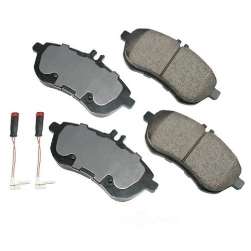 AKEBONO - Euro Ultra Premium Ceramic Pads (Front) - AKB EUR1340