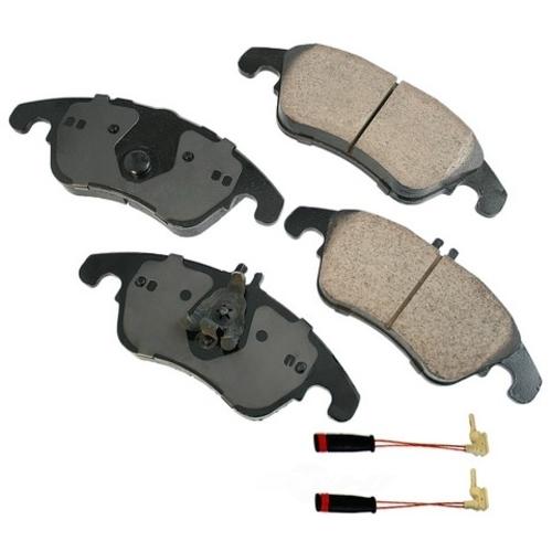 AKEBONO - Euro Ultra Premium Ceramic Pads (Front) - AKB EUR1342