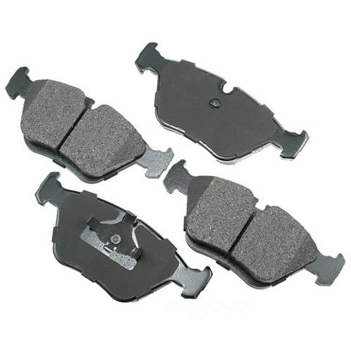 AKEBONO - Euro Ultra Premium Ceramic Pads (Front) - AKB EUR394