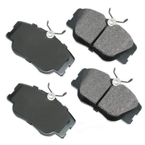 AKEBONO - Euro Ultra Premium Ceramic Pads (Front) - AKB EUR423