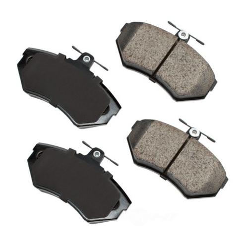 AKEBONO - Euro Ultra Premium Ceramic Pads (Front) - AKB EUR704